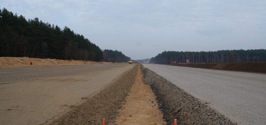 Geodezja w budowie dróg